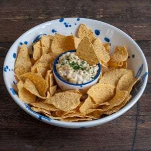 Hoosier Corn Queso Dip