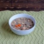 Slow Cooker Chicken Wild Rice