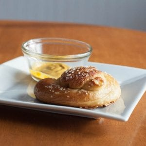 Hot Soft Pretzel