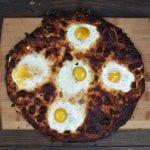 Denver Omelet Pizza