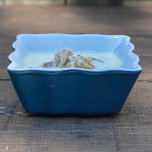 Martha Washington Crab Soup